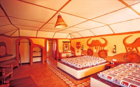 Amboseli Sopa Amboseli Sopa Lodge Bedroom